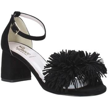Obuća Žene  Sandale i polusandale Grace Shoes 380020 Crno