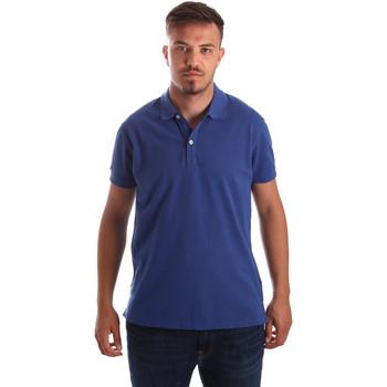 Odjeća Muškarci  Polo majice kratkih rukava Navigare NV82086 Plava