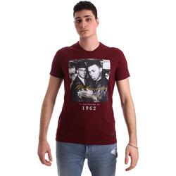 Odjeća Muškarci  Majice kratkih rukava Gaudi 921BU64003 Crvena