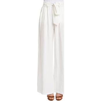 Odjeća Žene  Lagane hlače / Šalvare Gaudi 011FD25033 Bijela