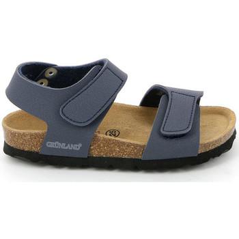 Obuća Djeca Sandale i polusandale Grunland SB0014 Plava