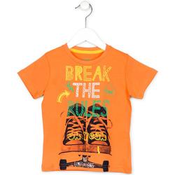 Odjeća Djeca Majice kratkih rukava Losan 715 1214AC Naranča