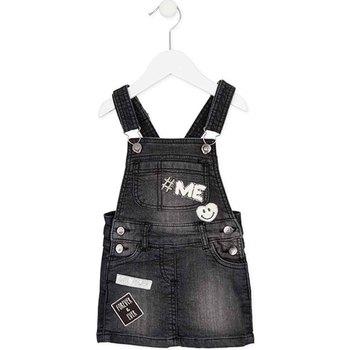 Odjeća Djevojčica Kombinezoni i tregerice Losan 726 7012AD Crno