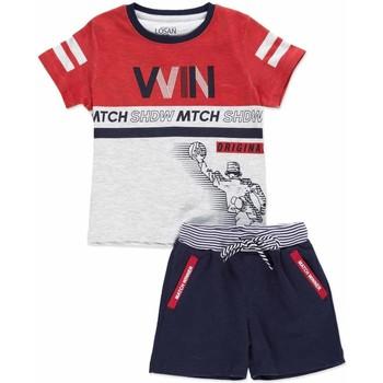 Odjeća Djeca Dječji kompleti Losan 815-8009AC Siva