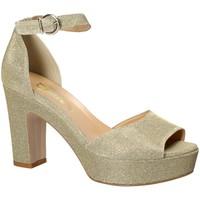Obuća Žene  Sandale i polusandale Grace Shoes 1705 Žuta boja