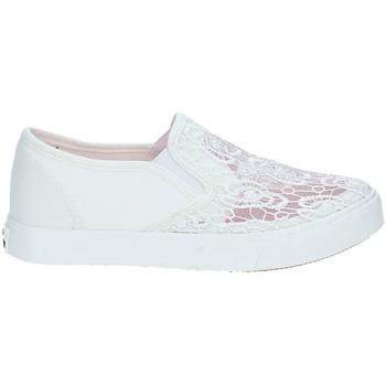 Obuća Djeca Slip-on cipele Miss Sixty S19-SMS321 Bijela