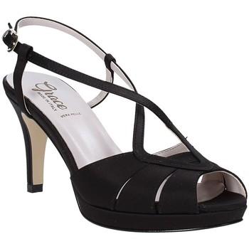 Obuća Žene  Sandale i polusandale Grace Shoes 738E008 Crno