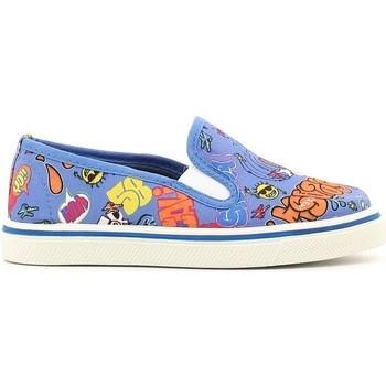 Obuća Djeca Slip-on cipele Chicco 01055478 Plava