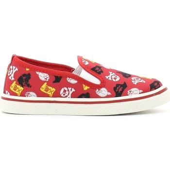 Obuća Djeca Slip-on cipele Chicco 01055478 Crvena
