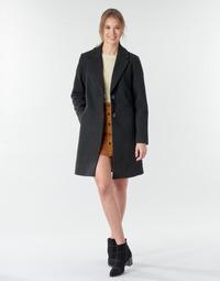 Odjeća Žene  Kaputi Only ONLNATALIA Crna