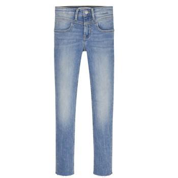 Odjeća Djevojčica Skinny traperice Calvin Klein Jeans IG0IG00971-1AA Blue