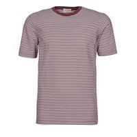 Odjeća Muškarci  Majice kratkih rukava Scotch & Soda 160847 Red / Bijela