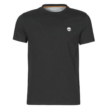 Odjeća Muškarci  Majice kratkih rukava Timberland SS DUNSTAN RIVER POCKET TEE SLIM Crna