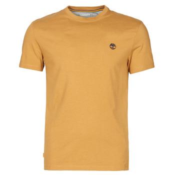 Odjeća Muškarci  Majice kratkih rukava Timberland SS DUNSTAN RIVER POCKET TEE SLIM Bež