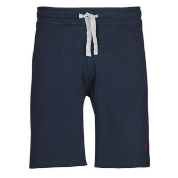 Odjeća Muškarci  Bermude i kratke hlače U.S Polo Assn. TRICOLOR SHORT FLEECE Blue