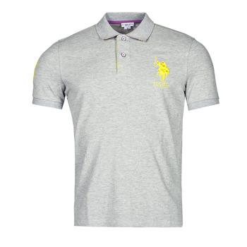 Odjeća Muškarci  Polo majice kratkih rukava U.S Polo Assn. NEW HORSE POLO Siva