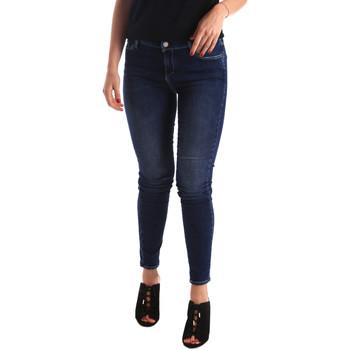 Odjeća Žene  Traperice Gas 355652 Plava