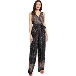 Odjeća Žene  Kombinezoni i tregerice Gaudi 011FD25027 Crno
