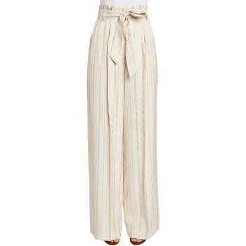 Odjeća Žene  Lagane hlače / Šalvare Gaudi 011FD25029 Bež