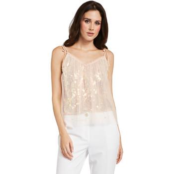 Odjeća Žene  Topovi i bluze Gaudi 011FD45036 Ružičasta