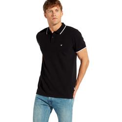 Odjeća Muškarci  Polo majice kratkih rukava Wrangler W7C10K Crno