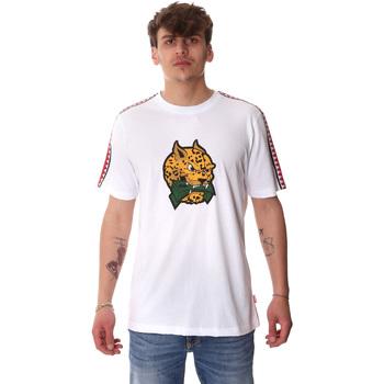 Odjeća Muškarci  Majice kratkih rukava Sprayground 20SP032WHT Bijela