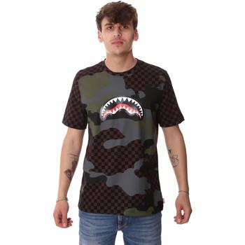 Odjeća Muškarci  Majice kratkih rukava Sprayground SP01820BRO Smeđa