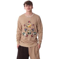 Odjeća Muškarci  Sportske majice Sprayground 20SP025 Bež