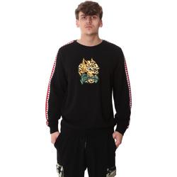 Odjeća Muškarci  Sportske majice Sprayground 20SP024BLK Crno