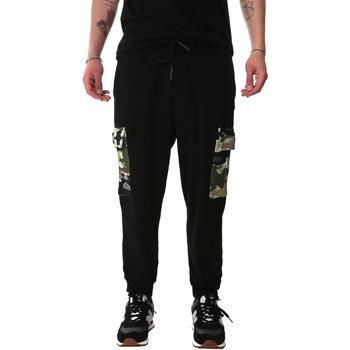 Odjeća Muškarci  Cargo hlače Sprayground 20SP017 Crno
