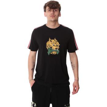 Odjeća Muškarci  Majice kratkih rukava Sprayground 20SP032BLK Crno