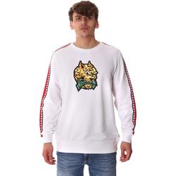 Odjeća Muškarci  Sportske majice Sprayground 20SP024WHT Bijela