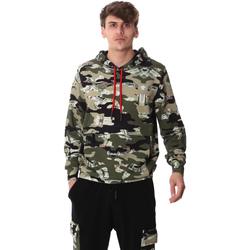 Odjeća Muškarci  Sportske majice Sprayground 20SP008 Zelena