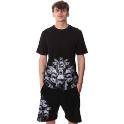 Odjeća Muškarci  Majice kratkih rukava Sprayground 20SP012 Crno