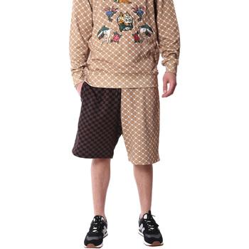 Odjeća Muškarci  Bermude i kratke hlače Sprayground 20SP029 Smeđa