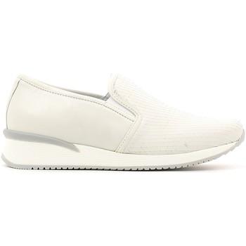 Obuća Žene  Slip-on cipele Keys 5217 Bijela