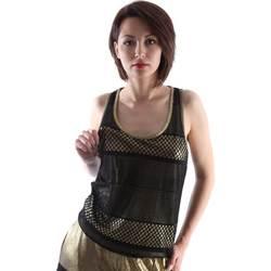 Odjeća Žene  Majice s naramenicama i majice bez rukava Ttp.it HT2013D Crno