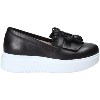 Obuća Žene  Slip-on cipele Exton E01 Crno