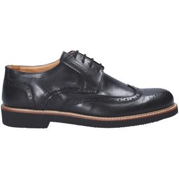 Obuća Muškarci  Derby cipele Exton 9190 Crno