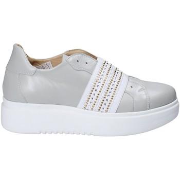 Obuća Žene  Slip-on cipele Exton E05 Siva