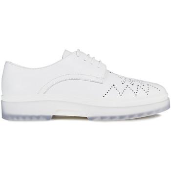 Obuća Žene  Derby cipele Geox D929WC 00043 Bijela