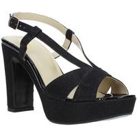 Obuća Žene  Sandale i polusandale Grace Shoes JN 122 Crno