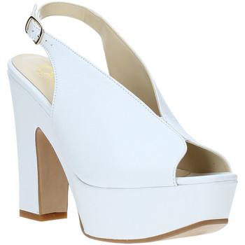 Obuća Žene  Sandale i polusandale Grace Shoes TQ 107 Bijela