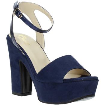 Obuća Žene  Sandale i polusandale Grace Shoes TQ 106 Plava