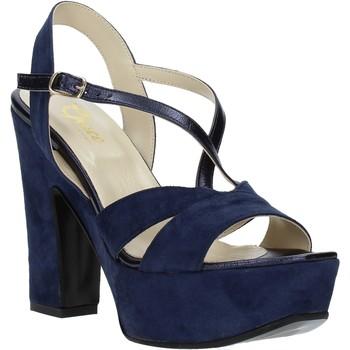 Obuća Žene  Sandale i polusandale Grace Shoes TQ 126 Plava