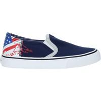 Obuća Djeca Slip-on cipele Fred Mello S19-SFK101 Plava