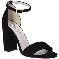 Obuća Žene  Sandale i polusandale Grace Shoes 018N001 Crno