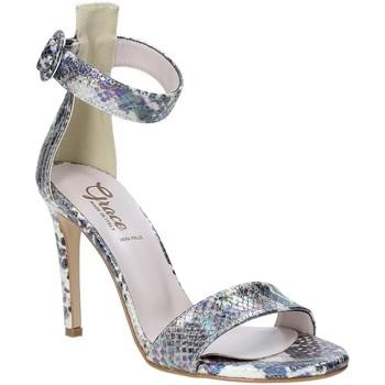 Obuća Žene  Sandale i polusandale Grace Shoes 018SP022 Srebro