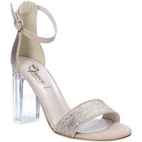 Obuća Žene  Sandale i polusandale Grace Shoes 018TR003 Bež