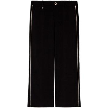 Odjeća Žene  Lagane hlače / Šalvare NeroGiardini E060140D Crno